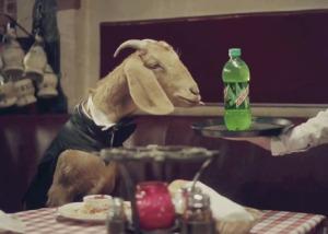 Mountain Dew Goat