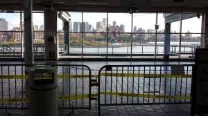 Pier 17 view of Brooklyn