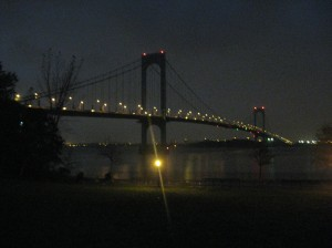 Whitestone Bridge from Francis Lewis Park