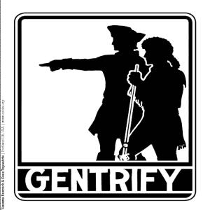 gentrify