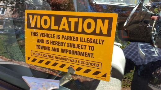 violation-sticker
